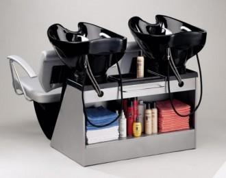 Bac à shampoing 2 places - Devis sur Techni-Contact.com - 2