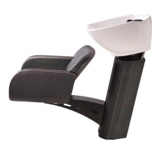 Bac à shampoing à cuvette céramique basculante - Devis sur Techni-Contact.com - 2