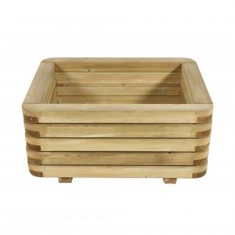 Bac carré en bois - Devis sur Techni-Contact.com - 1