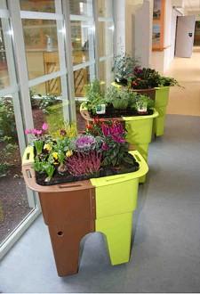 Bac carré jardin thérapeutique - Devis sur Techni-Contact.com - 4