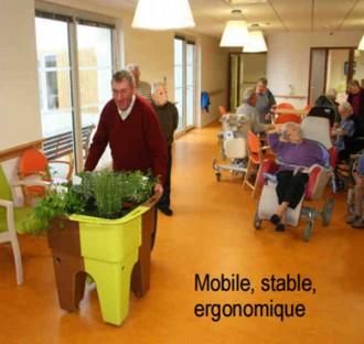 Bac carré jardin thérapeutique - Devis sur Techni-Contact.com - 7