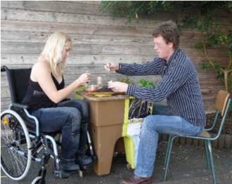 Bac carré jardin thérapeutique - Devis sur Techni-Contact.com - 8