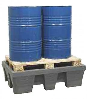 Bac de rétention 500 kg - Devis sur Techni-Contact.com - 1