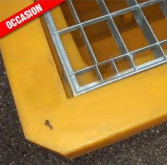 Bac de rétention à caillebotis amovible occasion - Devis sur Techni-Contact.com - 3