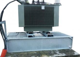 Bac de rétention anti feu pour transformateur électrique - Devis sur Techni-Contact.com - 3