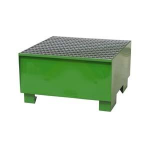 Bac de rétention en acier 500 kg - Devis sur Techni-Contact.com - 1