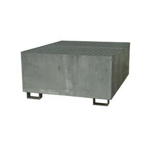 Bac de rétention long 1 transicuve - Devis sur Techni-Contact.com - 1