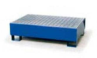 Bac de rétention standard 2 fûts - Devis sur Techni-Contact.com - 1