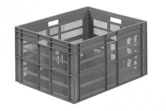 Bac en plastique fonds et côtés ajourés - Devis sur Techni-Contact.com - 2