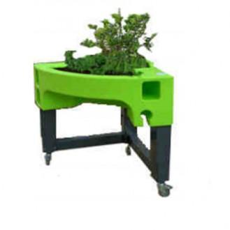 Bac modulaire à élévateur jardin thérapeutique - Devis sur Techni-Contact.com - 2