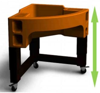 Bac modulaire à élévateur jardin thérapeutique - Devis sur Techni-Contact.com - 3