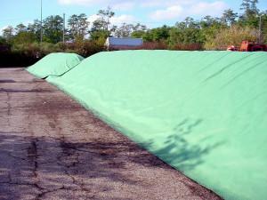 Bâche de séchage pour la plaquette de bois LEST'O 200 gr - Devis sur Techni-Contact.com - 1