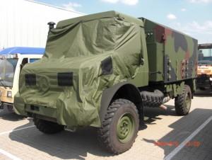 Bâche pour voiture militaire - Devis sur Techni-Contact.com - 2