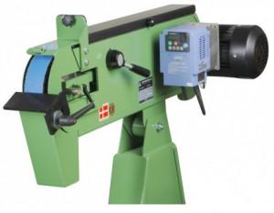 Backstand monté sur pied utilisant des bandes abrasives de 50 x 2000 mm - Devis sur Techni-Contact.com - 2