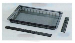 Bacs de rangement polycarbonate - Devis sur Techni-Contact.com - 1