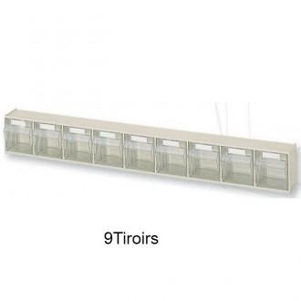 Bacs plastiques basculants - Devis sur Techni-Contact.com - 1