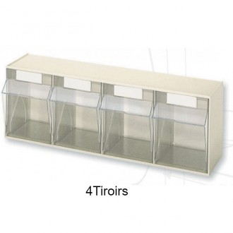 Bacs plastiques basculants - Devis sur Techni-Contact.com - 4