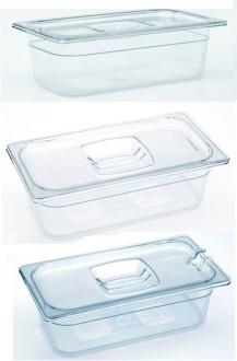 Bacs rubbermaid pour préparations froides - Devis sur Techni-Contact.com - 1