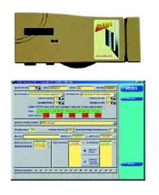 Badgeuse à carte magnétique - Devis sur Techni-Contact.com - 1