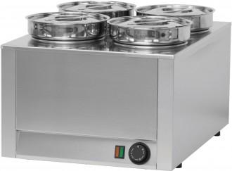 Bain-Marie à sauce 4 cuves - Devis sur Techni-Contact.com - 1