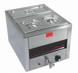 Bain marie compact 18 litres - Devis sur Techni-Contact.com - 1