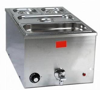 Bain marie standard 21 litres - Devis sur Techni-Contact.com - 1