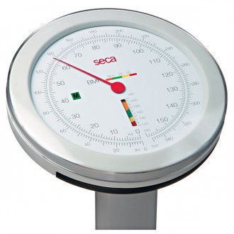 Balance à colonne avec mesure de masse corporelle - Devis sur Techni-Contact.com - 3
