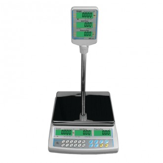 Balance poids - prix afficheur sur pied - Devis sur Techni-Contact.com - 1