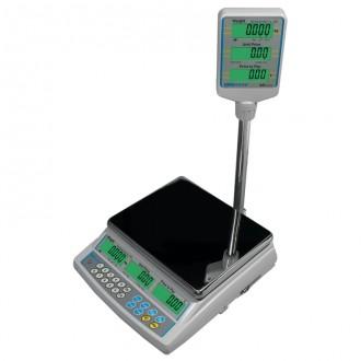 Balance poids - prix afficheur sur pied - Devis sur Techni-Contact.com - 2