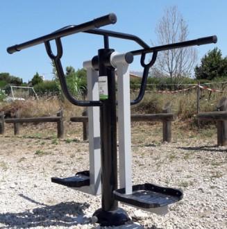 Balancier fitness extérieur - Devis sur Techni-Contact.com - 1