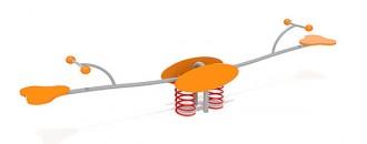 Balançoire à bascule pour 2 - Devis sur Techni-Contact.com - 4