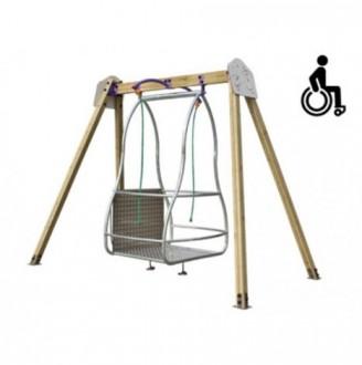 Balançoire pour enfants handicapés - Devis sur Techni-Contact.com - 1
