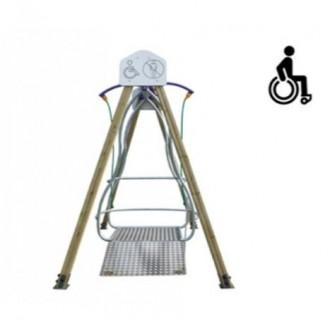 Balançoire pour enfants handicapés - Devis sur Techni-Contact.com - 3