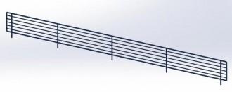 Balcons fil pour tablette perforée - Devis sur Techni-Contact.com - 1