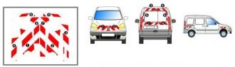 Balisage pour véhicule - Devis sur Techni-Contact.com - 1