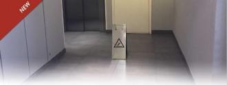 Balise sol glissant en inox - Devis sur Techni-Contact.com - 2
