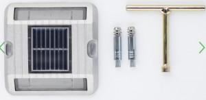 Balise solaire de sécurité hors sol - Devis sur Techni-Contact.com - 6