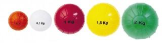 Balle lestée striée - Devis sur Techni-Contact.com - 1