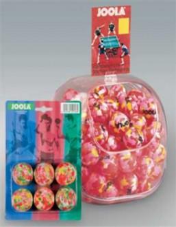 Balles de tennis de table multicolor - Devis sur Techni-Contact.com - 1