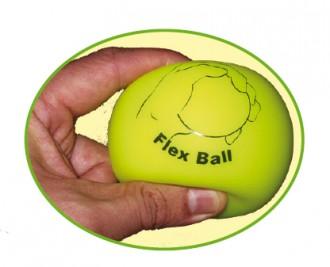 Balles flexibles rebondissantes - Devis sur Techni-Contact.com - 1