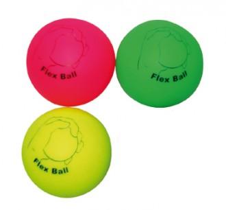 Balles flexibles rebondissantes - Devis sur Techni-Contact.com - 2