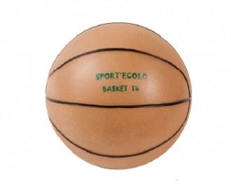 Ballon basket écolo en chanvre - Devis sur Techni-Contact.com - 1