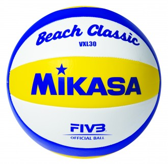Ballon beach volley mikasa VXL30 - Devis sur Techni-Contact.com - 1
