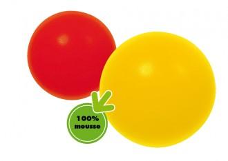 Ballon de handball en mousse - Devis sur Techni-Contact.com - 1
