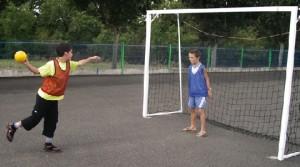 Ballon de handball en mousse - Devis sur Techni-Contact.com - 2