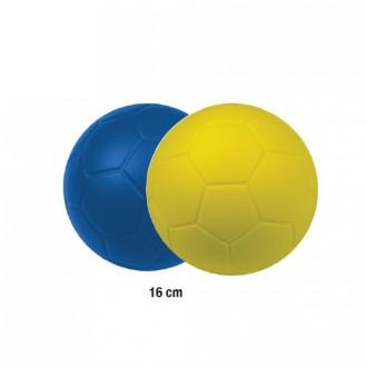 Ballon football en mousse 16 cm - Devis sur Techni-Contact.com - 1