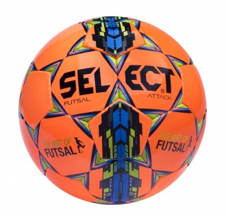 Ballon football select futsal - Devis sur Techni-Contact.com - 1