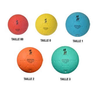 Ballon handball scolaire Synthétique - Devis sur Techni-Contact.com - 1