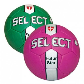 Ballon select de handball pour débutant - Devis sur Techni-Contact.com - 1