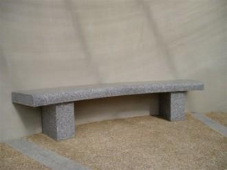 Banc courbe en granit - Devis sur Techni-Contact.com - 1